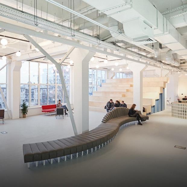 Офісний простір Kooperativ від засновників Fedoriv і Bursa