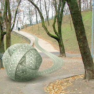В Киеве появятся новые скульптуры Kiev Fashion Park — Ситуація на The Village Україна