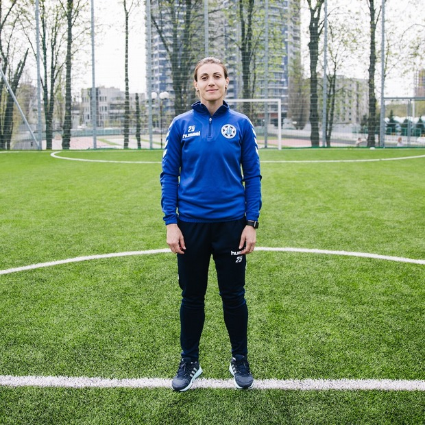 Я – футболістка — Власний досвід на The Village Україна