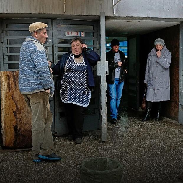 Камера спостереження: Ігор Єфімов знімає Черкаси, які ви не помічаєте