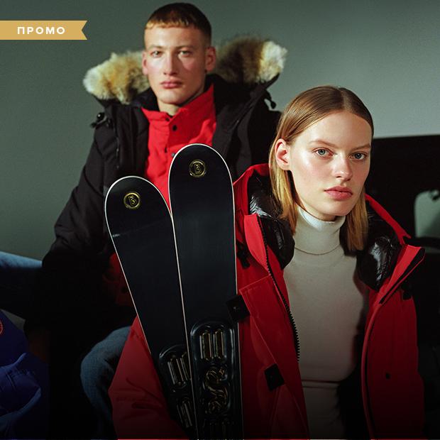 Король гори: який одяг обрати для катання на лижах і сноуборді — Промо на The Village Україна