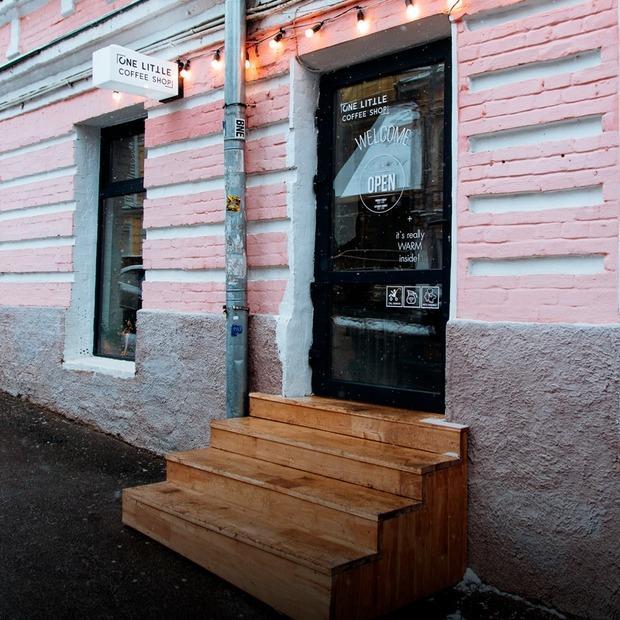 Будапешт і Чернівці у кав'ярні One Little Coffee Shop — Нове місце на The Village Україна