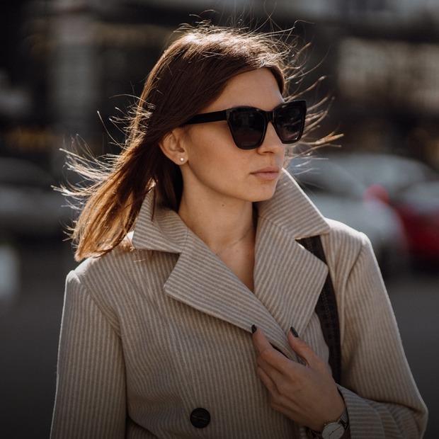 Марія Давидова, 26 років, дизайнерка та засновниця бренду Daff — Зовнішній вигляд на The Village Україна