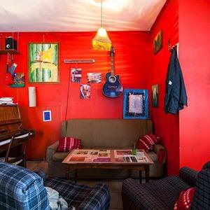 Новое место (Киев): Living Room — Їжа на The Village Україна