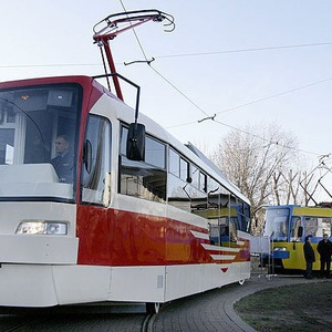 В мае на линии выпустят трамваи киевского производства — Ситуація на The Village Україна