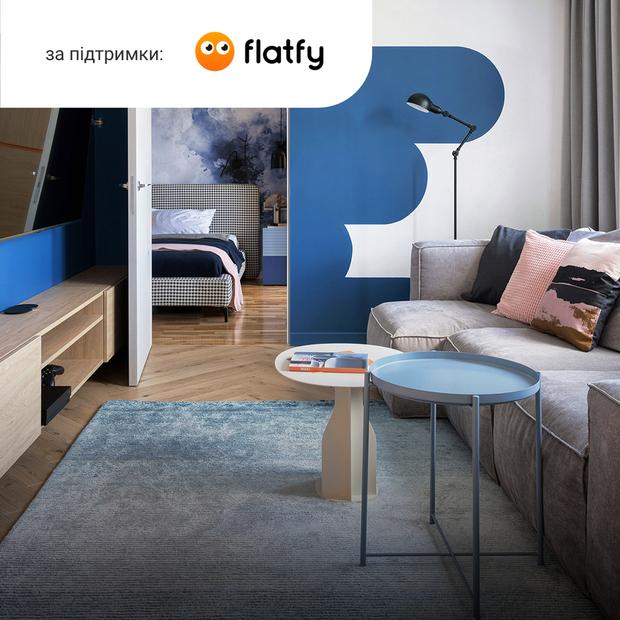 Яскрава квартира для сім'ї з дитиною на Теремках — Квартира тижня на The Village Україна