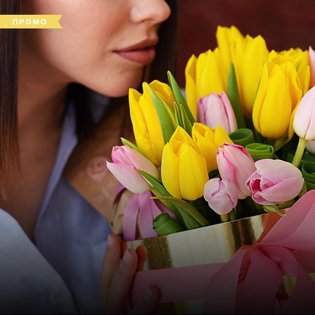 Замовити букет чи підписку на квіти онлайн і не витрачати час на черги — Промо на The Village Україна