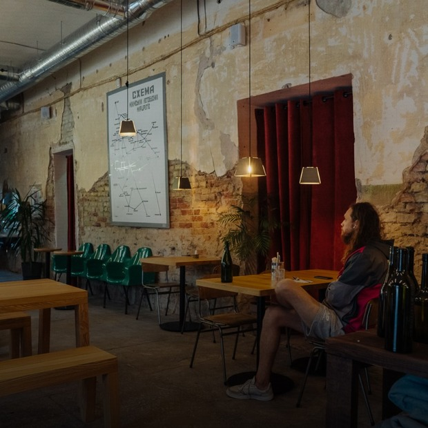 Піцерія «Автостанція» від власників Mimosa на Подолі — Нове місце на The Village Україна