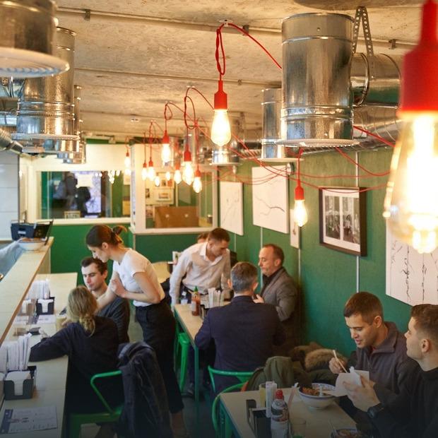 Ramen vs Marketing: друга раменна Food vs Marketing на Шулявці — Нове місце на The Village Україна