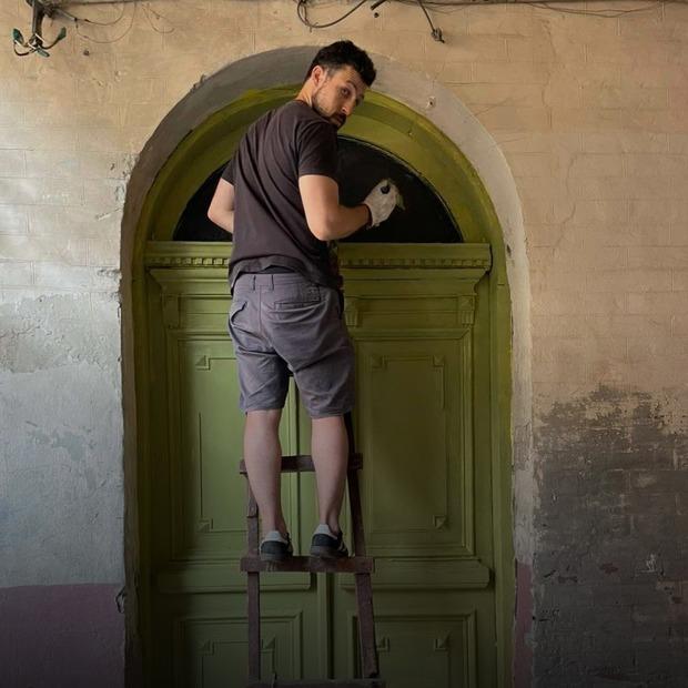 Я відновлюю двері історичних будинків, бо хочу зберегти унікальність Києва  — Власний досвід на The Village Україна