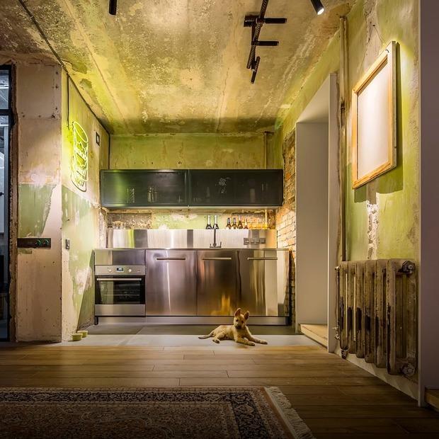 Хрущовський лофт, вабі-сабі і «Твін Пікс»: 10 найкращих квартир 2017 року