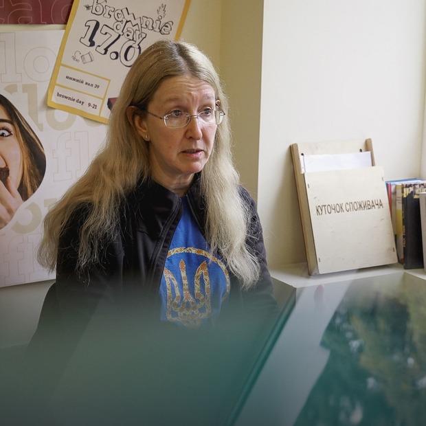 «Люди хочуть легких відповідей на складні питання» – Уляна Супрун про лікарів та медичні міфи — Здоров'я на The Village Україна