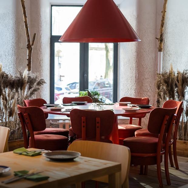 Без борщу, але з бджолами: ресторан української кухні «100 років тому вперед» — Нове місце на The Village Україна