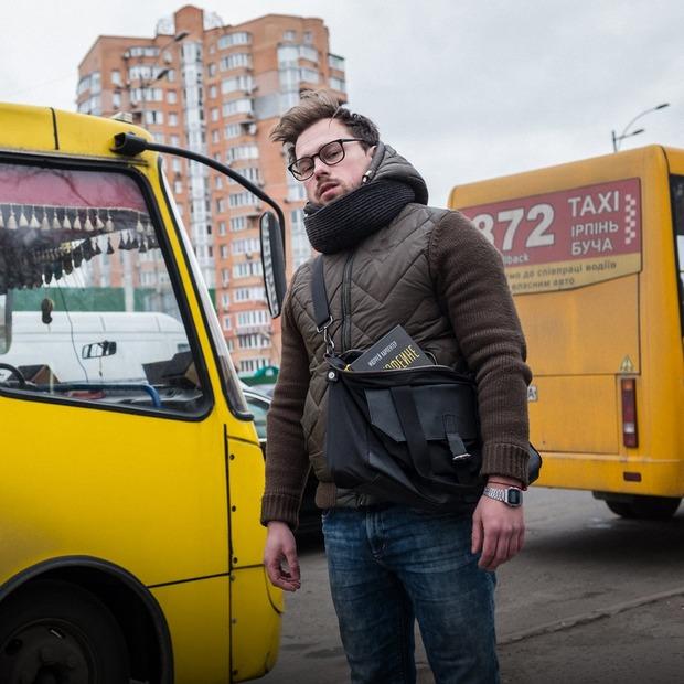 Я щоранку їду на роботу в Київ — Люди в місті на The Village Україна