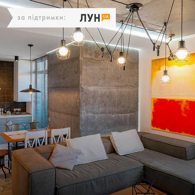 Індустріальний лофт для молодої сім'ї (Львів) — Квартира тижня на The Village Україна