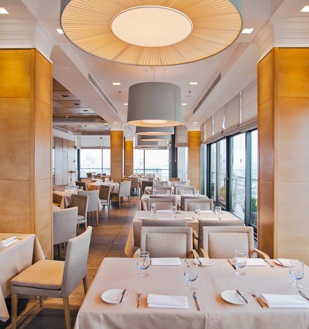 Новое место (Киев): Панорамный ресторан Matisse — Нове місце на The Village Україна