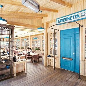 Новое место (Одесса): Tavernetta — Одеса на The Village Україна
