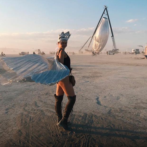 Наші на Burning Man 2018 — Фоторепортаж на The Village Україна