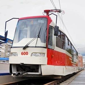 Вместо метро: На Троещине запустили скоростной трамвай — Транспорт на The Village Україна