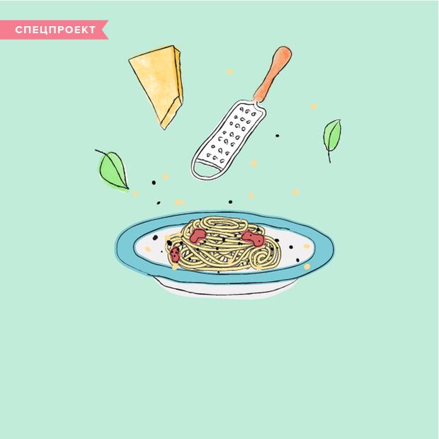 5 італійських страв, які нам готують неправильно — Спецпроекти на The Village Україна