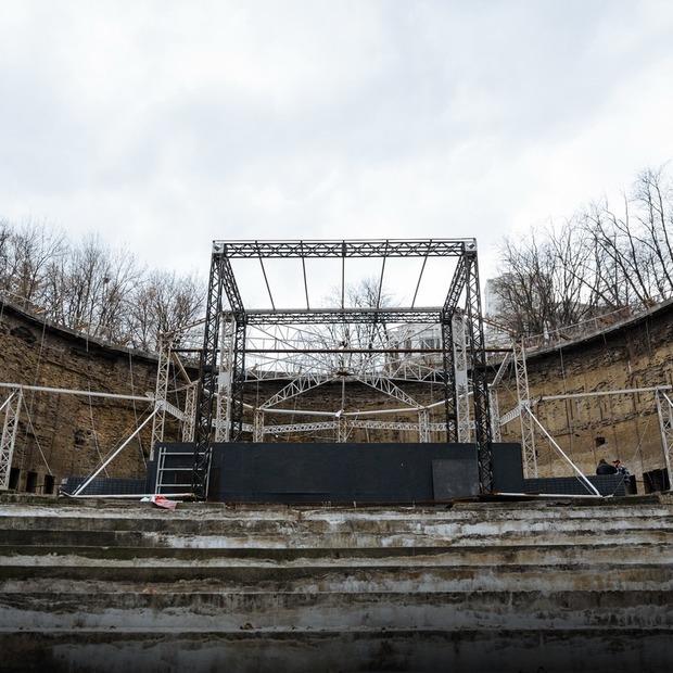 Заcновник Atlas Weekend: «Окрім мене, в Зелений театр вірять тільки забудовники» — Нове місце на The Village Україна
