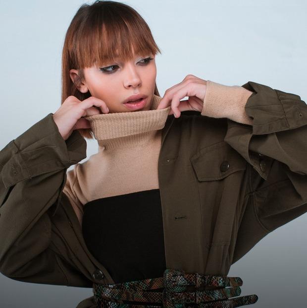 Секонди роблять добро: жіночі луки для фешн-показу із секонду на Академмістечку — Експеримент на The Village Україна