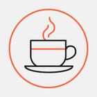 Кава та еклери у кав'ярні Krem на Саксаганського