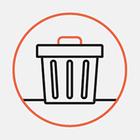 Біля «України» демонтували баки для сміття: там не дотримувалися правил роздільного збору відходів