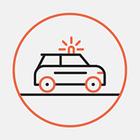 У Києві встановили перший знак обмеження швидкості до 30 км/год