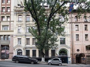 Я живу у царському будинку на Гоголівській