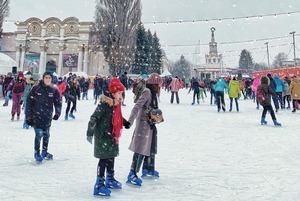 Снігопад у Києві: що публікують в Instagram