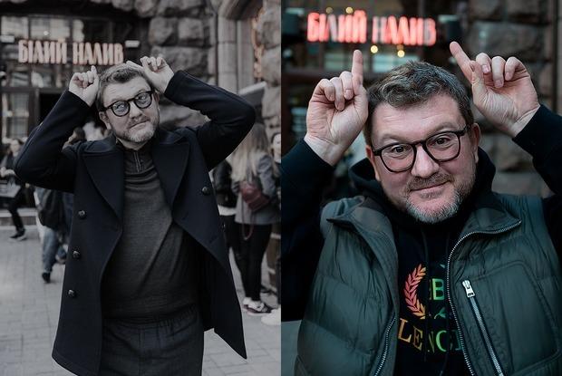 «Гостя не на*беш»: Діма Борисов про «Білий налив», нові формати з шаурмою і варениками та Берлін