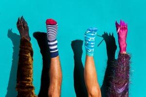 Знайти пару: 10 шкарпеток від українських брендів