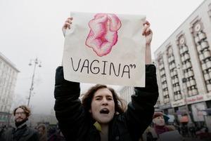 «Вони розуміють, що вони з нами нічого не зроблять»: яким був Марш жінок 2020