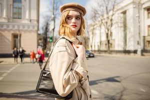 Міра Марчук, 22 роки, модель та кординаторка проектів Ukrainian Fashion Week