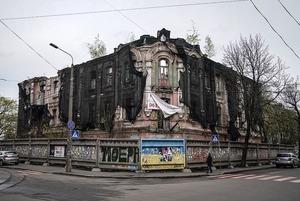 «Спадок у руїнах»: чому в Києві руйнуються десятки історичних будівель