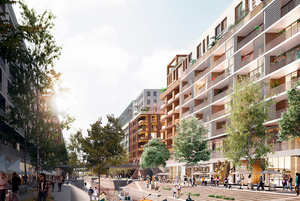 Як перетворити звичайний житловий район на спільноту сусідів? Зібрали 5 факторів від RYBALSKY