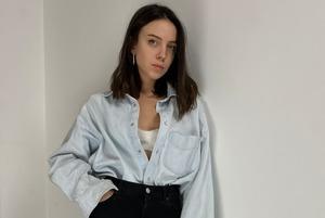Саша Лавринович, 26 років, фешн-блогерка