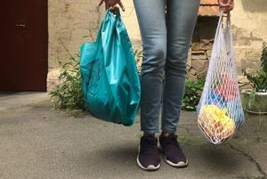 Чи відмовився Бессарабський ринок від пластику