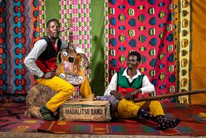 Музиканти, що сяють ізсередини: історія Madalitso Band з Малаві та їхньої колаборації з Tik Tu