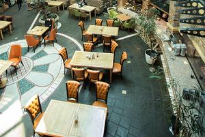 Кінопокази і аргентинський гриль на терасі Tref cinema café в Одесі