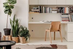 Квартира дизайнерки Йови Ягер