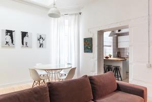 Двоповерхова квартира для сім'ї архітектора в центрі Одеси