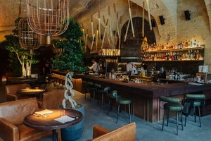 Virgin Izakaya Bar у корпусі заводу «Арсенал»