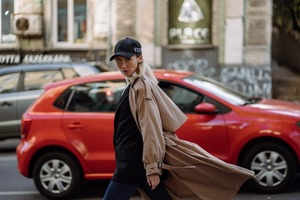 Марія Дудар, 28 років, менеджерка проєктів, модель і блогерка