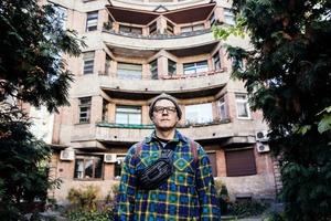 Антон Слєпаков («Вагоновожатые») про клуб «Барви», КПІ та тусовки на БЖ