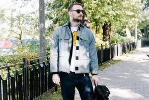 Ярослав Лерман, 22 роки, Creative Head у «СОХО»