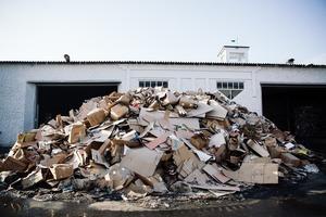 Що відбувається зі сміттям після сортування