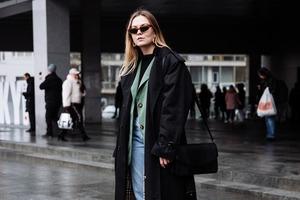 Оля Штаба, 28 років, співвласниця бренду Early morning in Paris та баєрка вінтажу