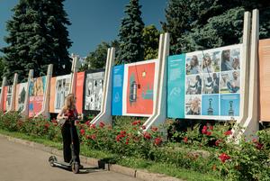 Роботи молодих художників та артшатер: яким буде літній сезон на ВДНГ